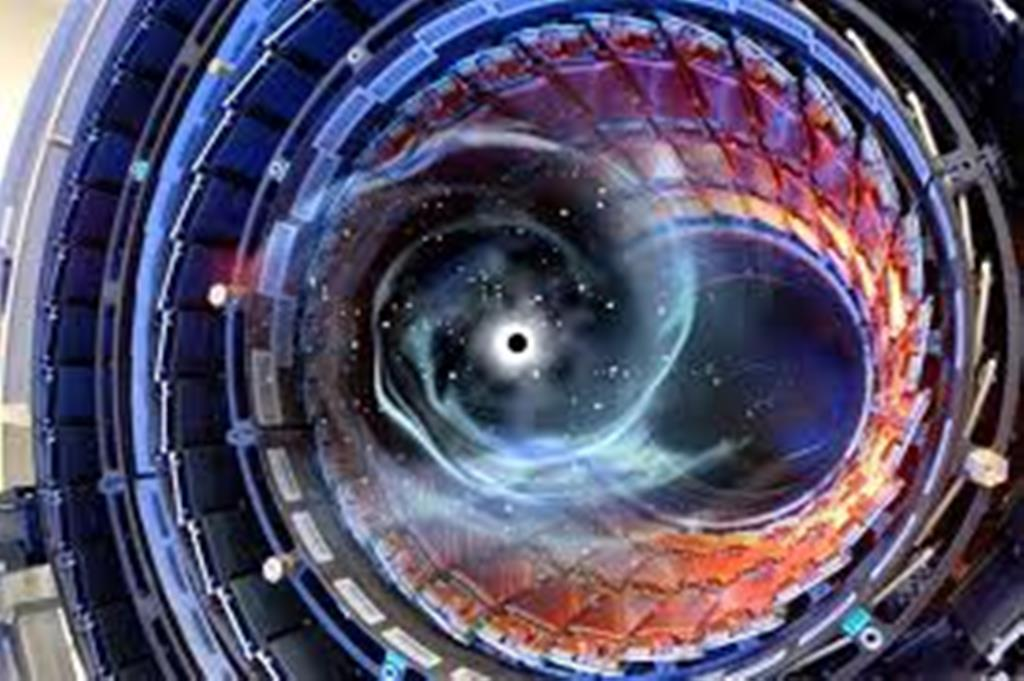 Sern, Is our universe at the bottom of a black hole?