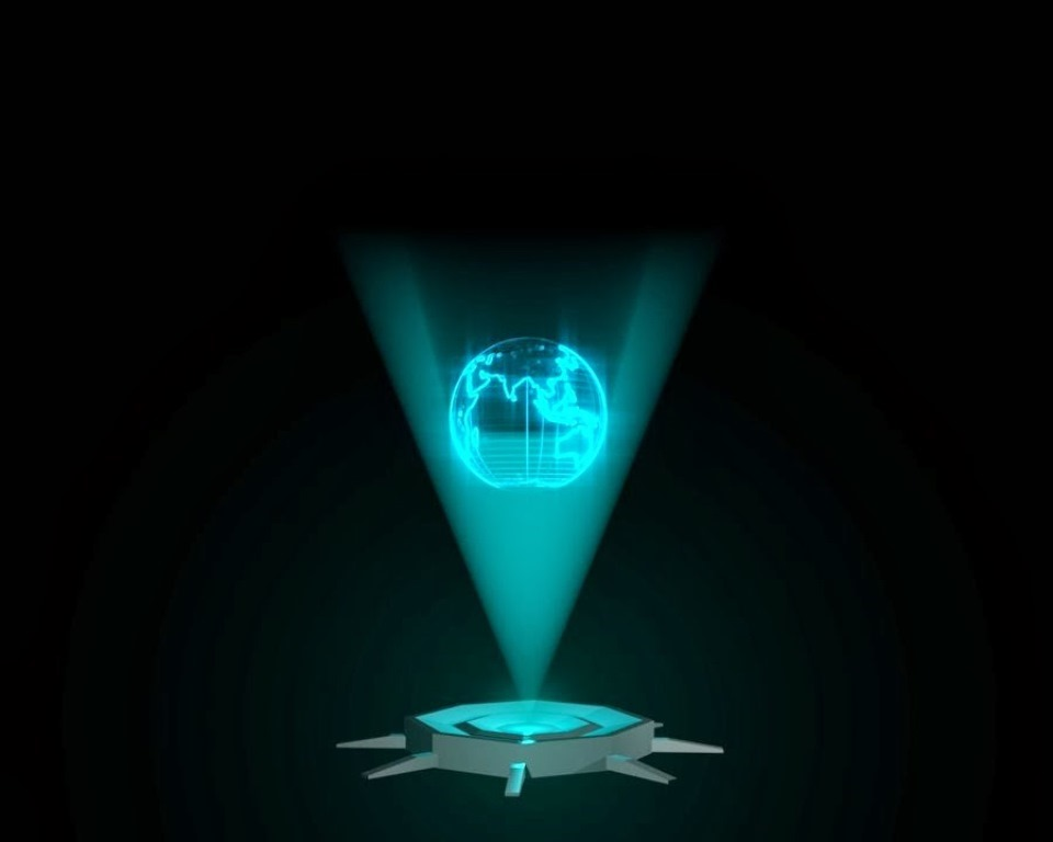 hologram, Is our universe at the bottom of a black hole?