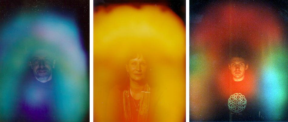 The Energy Bodies of Man, aura,