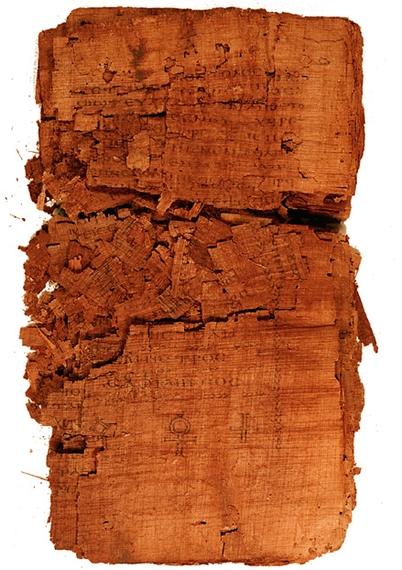 Judas-papyrus
