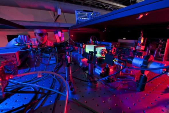 2-D hologram universe