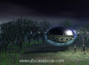 A True Account of Alien Abduction – 1988